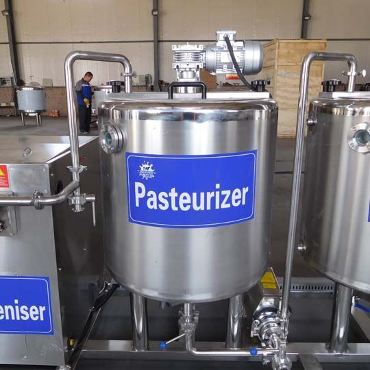 milk pasteurization machine manufacturer
