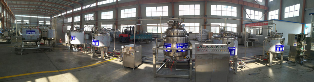 yogurt production machine manufacturer