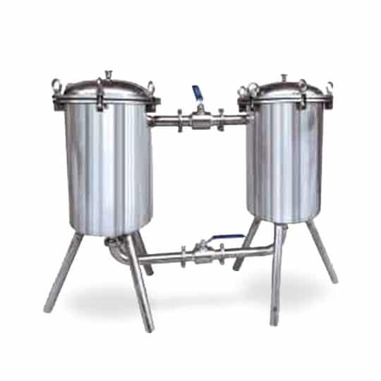 automatic milk filter machine