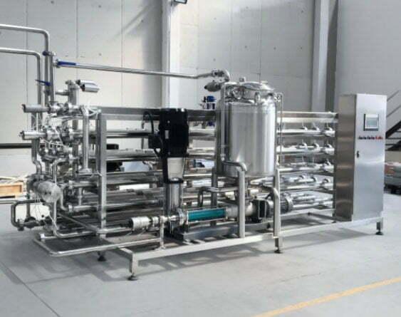 milk sterilization