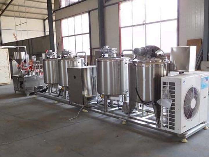 200L-yogurt-processing-plant