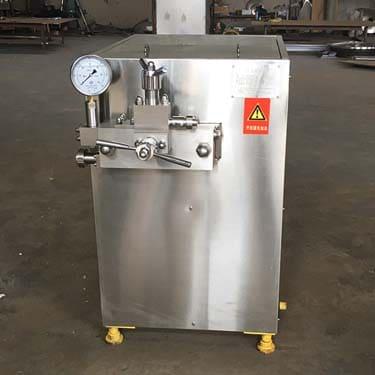 300L milk homogenizer