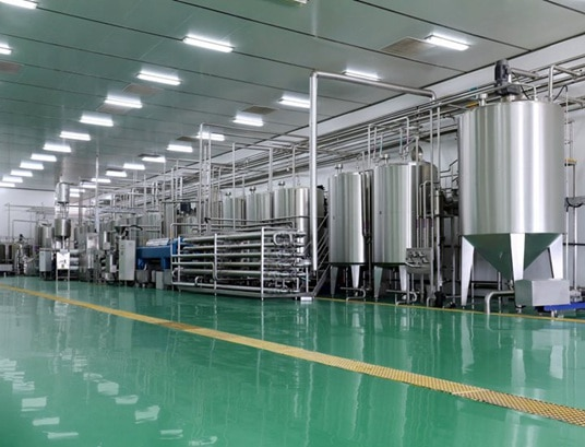Shuliy-yogurt-processing-line